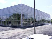 Фасадные работы, светопрозрачные фасады, глухие вентилируемые фасады, фото 1