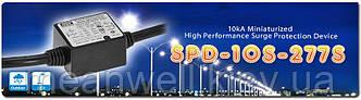 SPD-10S-277S - MEAN WELL выпускает новое устройство защиты от перенапряжений с током разряда 10 кА