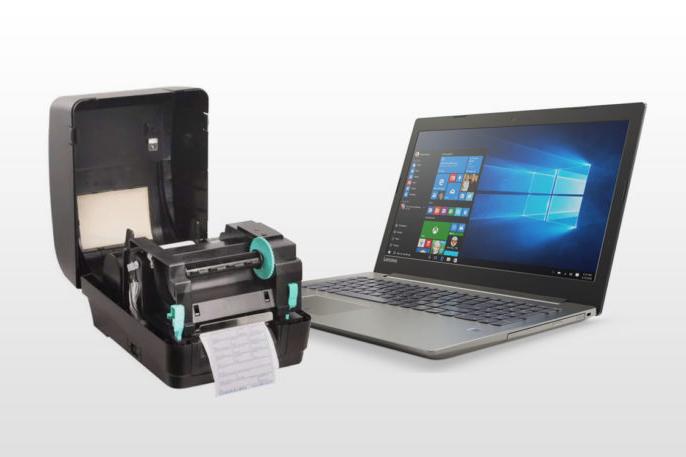 Как настроить принтер этикеток