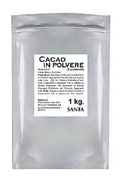 Какао Santa Zuccherato (Cacao in polvere Zuccherato) 1 кг Италия