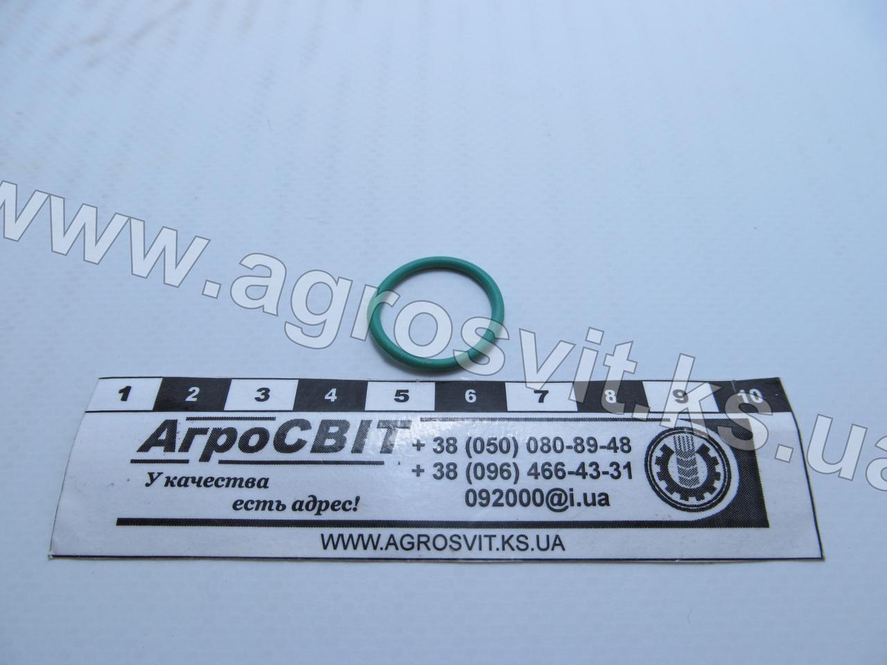 Кольцо резиновое 17,0х2,0 (зеленое, фреоностойкое)