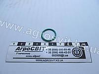 Кольцо резиновое 17,0*2,0 (зеленое, фреоностойкое), кат. №