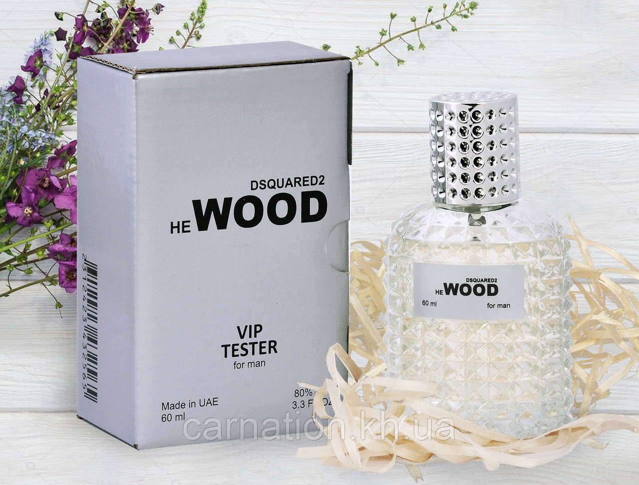 Тестер DSQUARED2 He Wood 60ml
