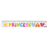 "Линейка 20 см ""Little Princes"""