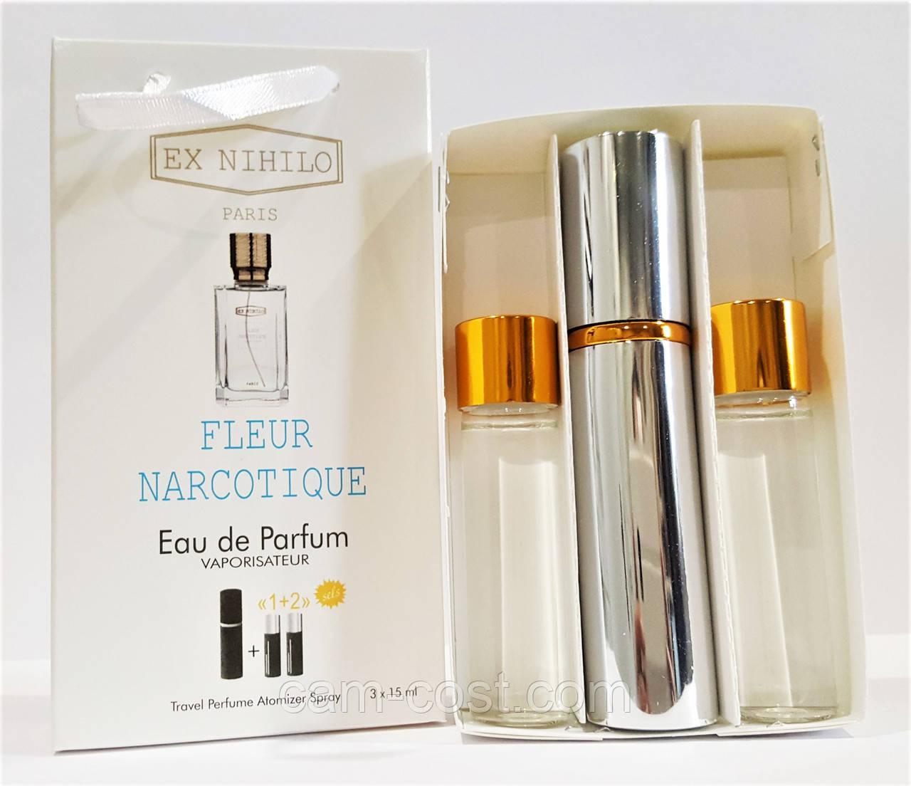 Подарочный набор с феромонами 3в1 Ex Nihilo Fleur Narcotique