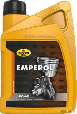 Моторное масло KROON OIL EMPEROL 5W-40 1л (KL 02219)