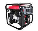 Генератор бензиновый WM4000i,  4,0Квт, 1 ФАЗА,  вес 38кг,  ИНВЕРТОР, фото 3