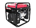 Генератор бензиновый WM4000i,  4,0Квт, 1 ФАЗА,  вес 38кг,  ИНВЕРТОР, фото 7