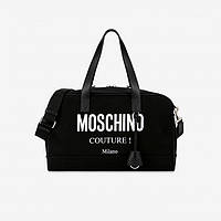 Сумка Moschino Couture Cordura Nylon Boston Bag