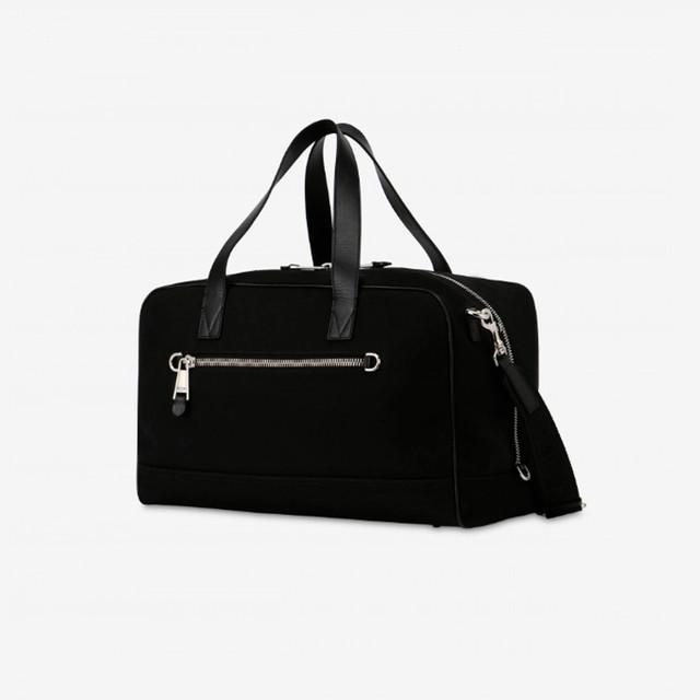 Сумка Moschino Couture Cordura Nylon Boston Bag