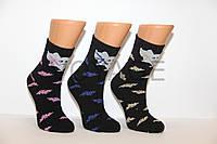 Женские носки махровые НЛ VIP летучая мышь