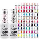 Гель-лак для ногтей Victoria Vynn PURE CREAMY HYBRID Salon color 8 ml., фото 2