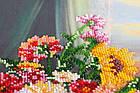 Набор для вышивки бисером Натюрморт с айвой (30 х 38 см) Абрис Арт AB-703, фото 3