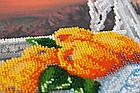 Набор для вышивки бисером Натюрморт с айвой (30 х 38 см) Абрис Арт AB-703, фото 5