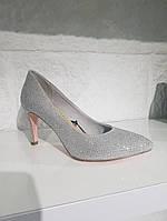 Туфлі жіночі TAMARIS 267 Silver Glam, фото 1