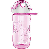 Детская бутылочка для воды Kite , 560 мл, розовая(Кайт)