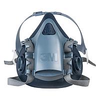 Полумаска респиратор 3М  7503 размер L