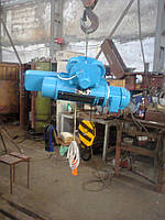 Тельфер электрический г/п 0,5-10т., высота 6-18м.