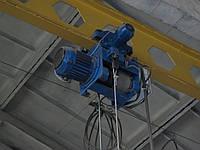 Таль электрическая (тельфер) г/п=0,5-10т. Н=6-36м