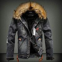 Джинсовая мужская куртка.Арт.01433, фото 1