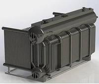 Водотрубный газовый паровой котел Akkaya – AKK – WTB30-8