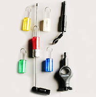 Сигналізатор клювання Prologic C. O. M. 6 Shooter Climber Kit