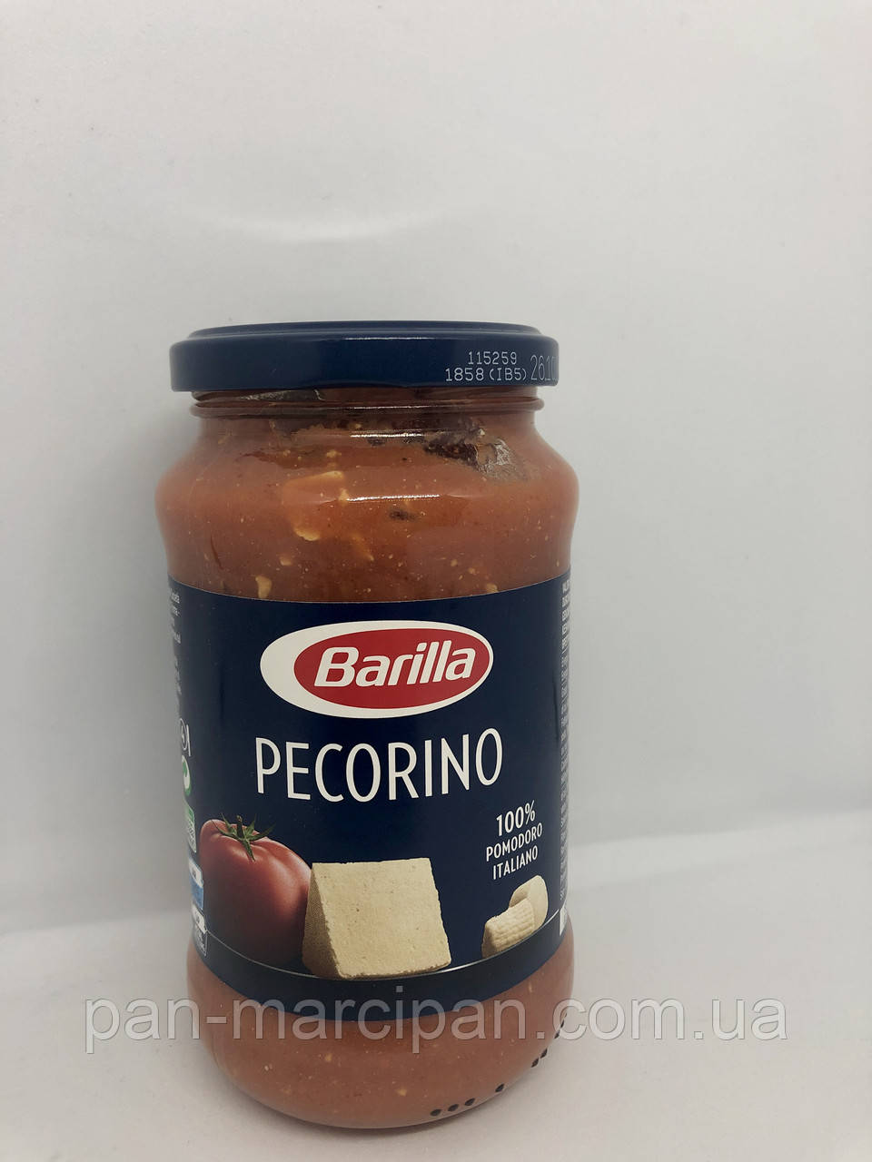 Соус Barilla Pecorino 400г Італія
