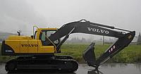 Гусеничный экскаватор Volvo EC 210 B LC1 2016 г.в., фото 1