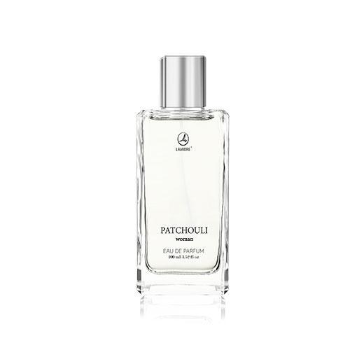 """Женская  парфюмированная вода """"Patchouli"""" Lambre / Ламбре 100 мл"""