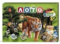Детское лото в картинках Danko toys DT G40