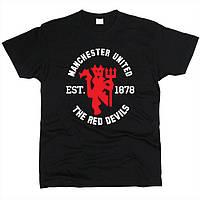 Manchester United 01 Футболка мужская
