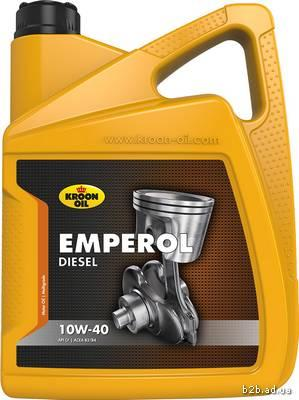 Моторное масло KROON OIL EMPEROL DIESEL 10W-40 5л (KL 31328)