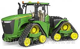 Игрушка Bruder Трактор John Deere на гусеницах 1:16  (04055)
