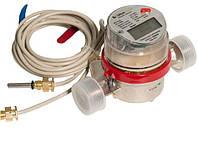 Счетчик тепла UltraMeter-X (модельG) DN15 Qn 1,5 обратка
