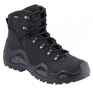 Ботинки LOWA Z-6N GTX С (Black)