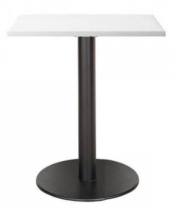 Стол барный высокий АЛОР2, квадратный, размер 60х60 см, высота 110 см, фото 2