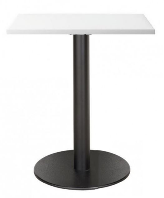 Стол барный высокий АЛОР2, квадратный, размер 60х60 см, высота 110 см