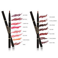 3W CLINIC Автоматический карандаш для губ #Red Wine Auto Lip Pencil