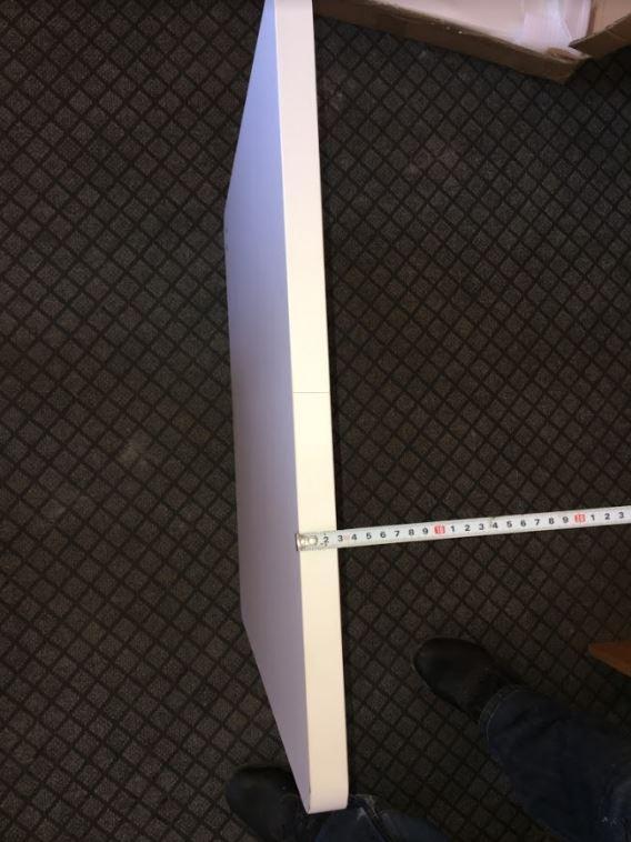Стол барный высокий АЛОР2, квадратный, размер 60х60 см, высота 110 см (3)