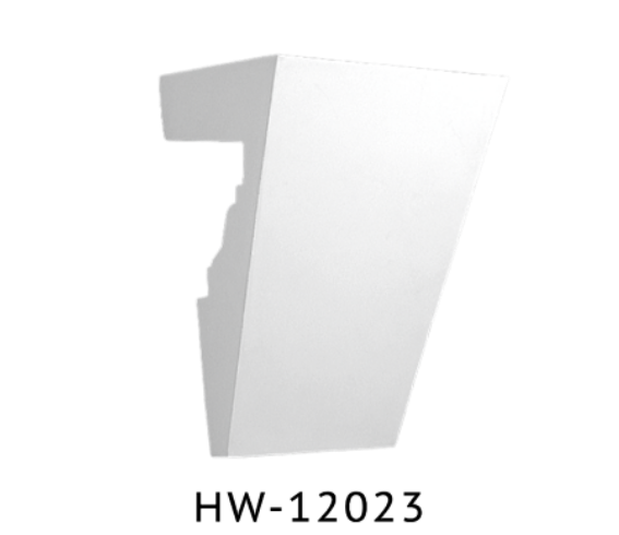 Замок Classic Home HW-12023, лепной декор из полиуретана