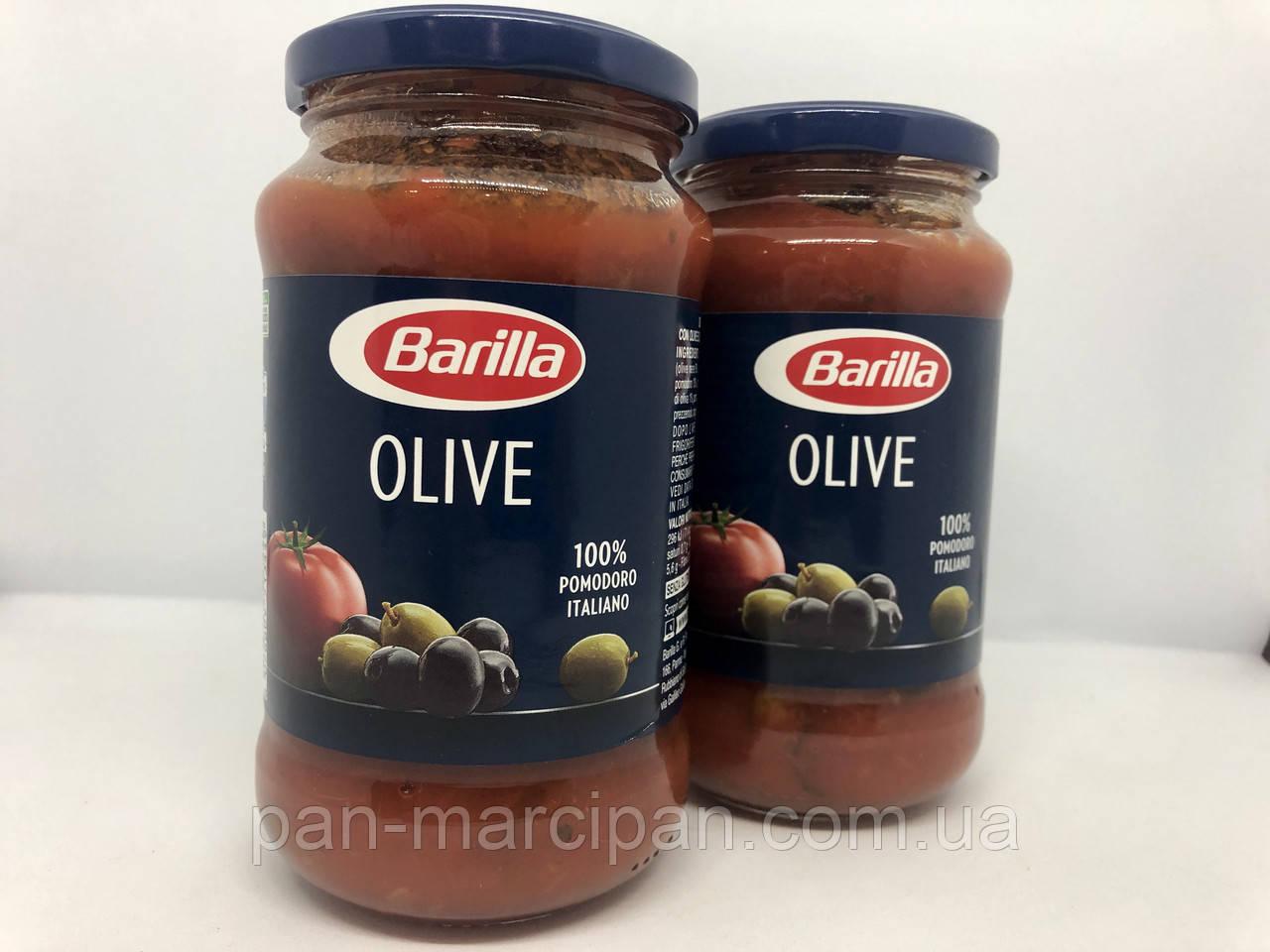 Соус Barilla Olive Італія 400г