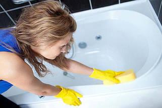 Засоби для миття сантехніки