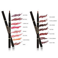 3W CLINIC Автоматический карандаш для губ #Sexy Wine Auto Lip Pencil