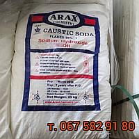 Сода каустическая, Натрий едкий (25кг мешок), фото 1