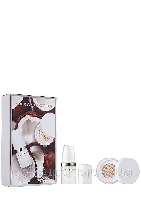Набор Marc Jacobs Coconut Fix Travel-Sized Complexion Duo