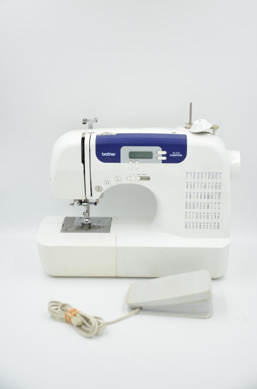 Компьютерная швейная машина Brother RS 260