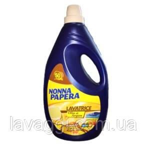 Гель для стирки с ароматом аргана Nonna Papera Lavatrice Argan 3 L