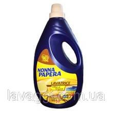 Гель для прання з ароматом аргана Nonna Papera Lavatrice Argan 3 L