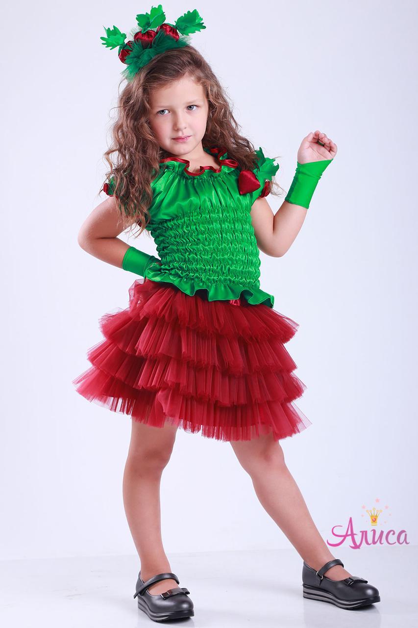 Карнавальный костюм Свекла для девочки