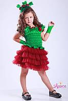 Карнавальный костюм Свекла для девочки, фото 1